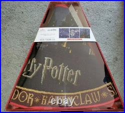 2020 Hallmark Harry Potter Hogwarts Castle Magic Light Up Tree Skirt