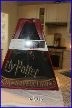 2020 Hallmark Harry Potter Hogwarts Magic Light Up Christmas Tree Skirt
