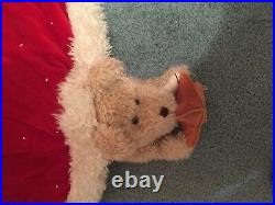 Boyds Bears Christmas Tree Skirt From J & T Imaginations