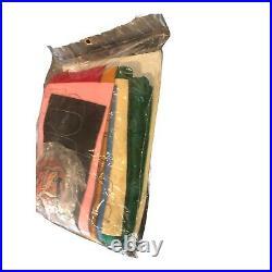 Bucilla RAGGEDY ANNCHRISTMAS MORNING Felt Tree Skirt Kit NEW Sealed 42
