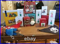 Hallmark NES Mario Nintendo Keepsake Ornament & Topper INSTANT TREE LOT LOOK