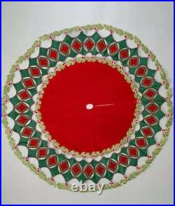 Katherine's Collection Night Before Christmas 64 Tree Skirt 30-830158 NEW
