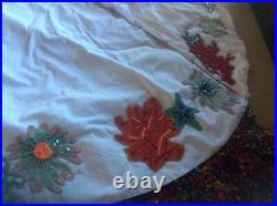 Kim Seybert Sea Odyssey Tree Skirt