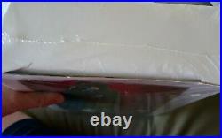 Lee Wards 12 Days Christmas Jeweled Tree Skirt Kit White Sealed 60 MCM Rarest
