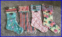 Matilda Jane Tree Skirt And Christmas Stockings