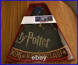NEW 2020 Hallmark Harry Potter Hogwarts Magic Lights Christmas Tree Skirt OPTIC