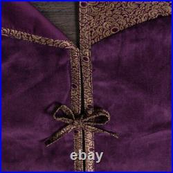Vickerman 60 Baroque Collection Tree Skirt