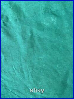 Vintage Velvet Applique 12 Days Christmas Tree Skirt House Of Hatten 58 Green